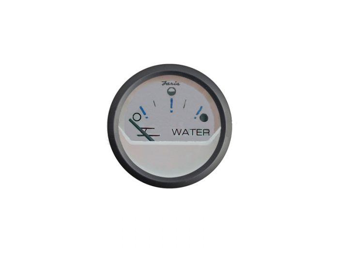 Indicador nivel de agua aro negro Faria