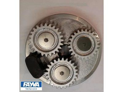 Repuesto plato fvc 3000 Fayva