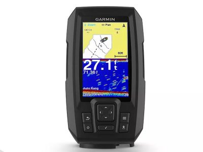 Ecosonda c/ GPS Striker 4 Plus Garmin