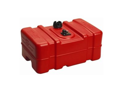 Tanque Combustible 45 litros alto con medidor Scepter