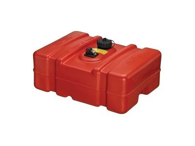 Tanque Combustible 45 litros bajo con medidor Scepter