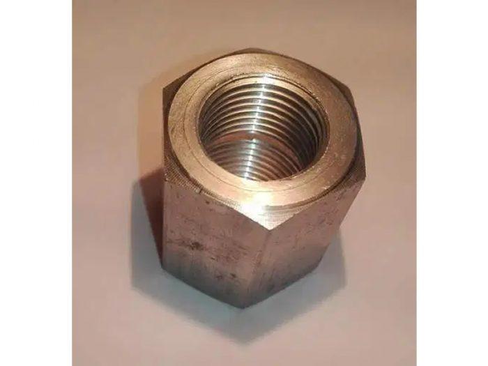 Repuesto tuerca aluminio para cable dirección Fayva