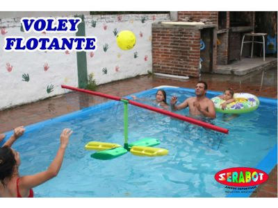 Voley Flotante Serabot