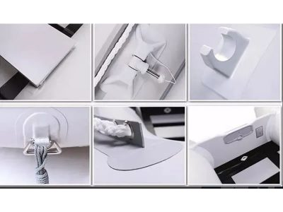 Bote PVC piso de aluminio 3.80m Hi-Fei