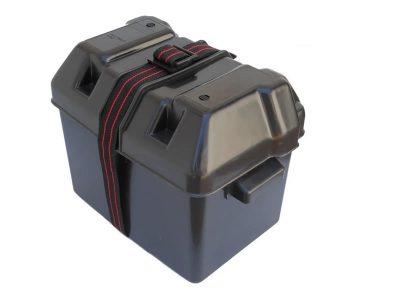 Caja portabateria N°3 350x205x205mm Attwood