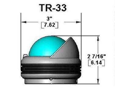 Compás de apoyar 2 1/4″ TR33W Ritchie