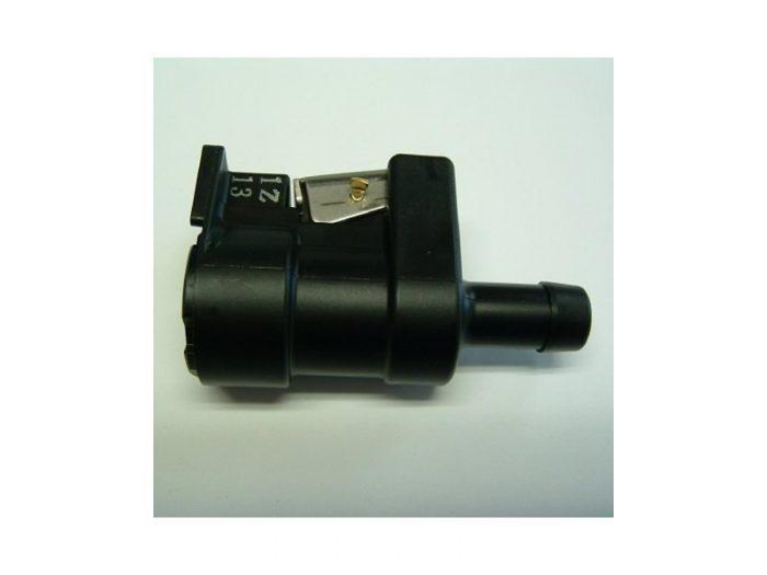 Conector hembra lado motor 4 tiempos Tohatsu.