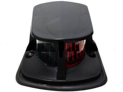 Luz Proa Bicolor Plástico Negro Herrcarr