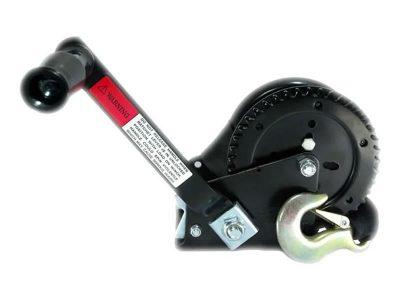 Malacate 1000 Lbs (454 kg) con cinta Bull Winch