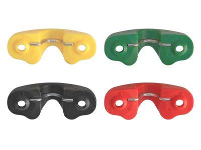 Omega plástica para mordaza varios colores Nautos
