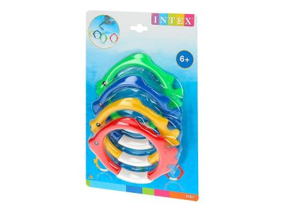 Set de peces sumergibles Intex
