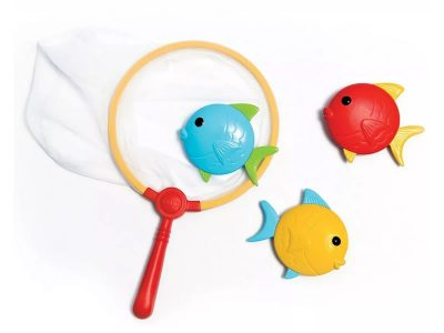 Set Fishing copo y 3 peces Intex
