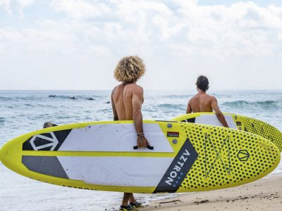 Tabla Sup Stand Up Paddle Inf. NOVA Aztron 115 Kg