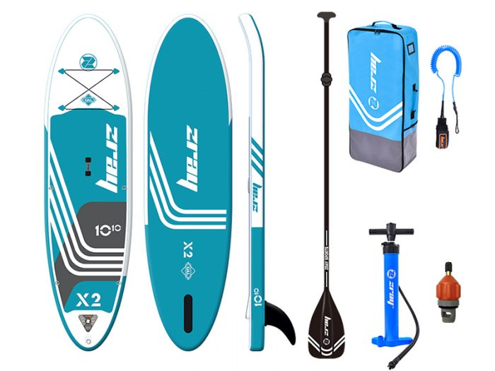 Tabla SUP Stand Up Paddle ZRAY X2 145 Kg