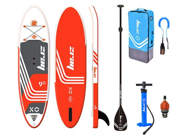 Tabla SUP Stand Up Paddle ZRAY X0 85 Kg